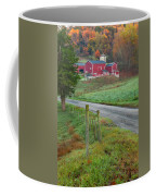 New England Farm Coffee Mug by Bill Wakeley