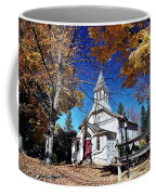 New England In New Jersey Coffee Mug