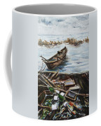 New England Wharf Coffee Mug