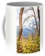 New Generation - Mixed Media - Casper Mountain - Casper Wyoming Coffee Mug