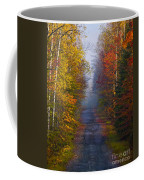 New Hampshire Back Road Coffee Mug