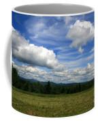 New Hampshire Blue Sky  Coffee Mug