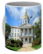 New Hampshire State Capitol Coffee Mug