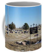 New Hope Cemetery Coffee Mug