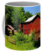 New Hope Mill Coffee Mug by Dave Files