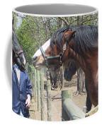New Horse In The Herd Coffee Mug