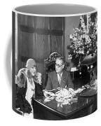 New Hutton Brokerage Office Coffee Mug