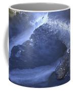 New Ice Blue Coffee Mug
