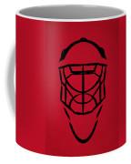 New Jersey Devils Goalie Mask Coffee Mug