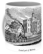 New Jersey Rahway, 1844 Coffee Mug