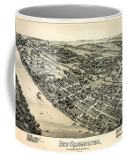 New Kensington Pennsylvania 1896 Coffee Mug