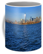 New Light On The Water Coffee Mug by Olivier Le Queinec