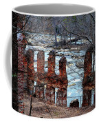 New Manchester Manufacturing Company Ruins Coffee Mug