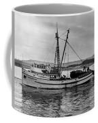 New Marretimo Purse Seiner Monterey Bay Circa 1947 Coffee Mug