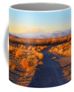 New Mexico Back Country Road Coffee Mug