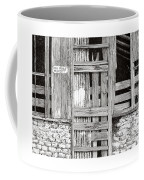 Will Build To Suit New Mexico Doors Coffee Mug