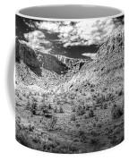 New Mexico Mountains Coffee Mug