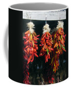 New Mexico Red Chili Peppers Coffee Mug