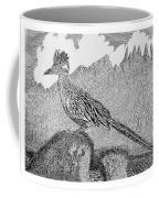 New Mexico Roadrunner Coffee Mug
