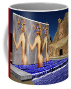 New Monument For The 3 Goddesses Coffee Mug