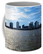 New Orleans - Skyline Of New Orleans Coffee Mug