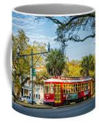New Orleans - Canal St Streetcar 2 Coffee Mug