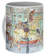New Orleans Carousel Coffee Mug