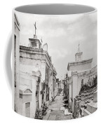 New Orleans: Cemetery Coffee Mug