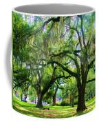New Orleans City Park - Live Oak Coffee Mug