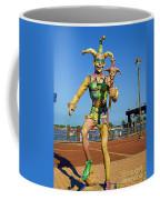 New Orleans Clown French Quarters Coffee Mug
