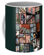 New Orleans Collage 2 Coffee Mug
