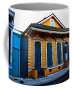 New Orleans Creole Cottage Coffee Mug