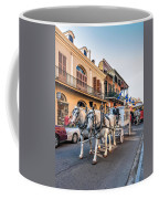 New Orleans Funeral Coffee Mug