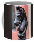 New Orleans Horse Tether Coffee Mug