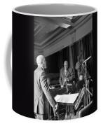 New Orleans Jazz Orchestra Coffee Mug