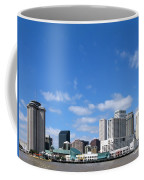 New Orleans Louisiana Coffee Mug by Olivier Le Queinec