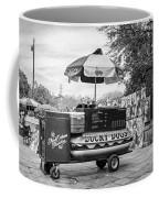 New Orleans - Lucky Dogs Bw Coffee Mug by Steve Harrington