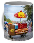 New Orleans - Lucky Dogs  Coffee Mug by Steve Harrington