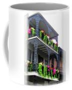 New Orleans Porches Coffee Mug