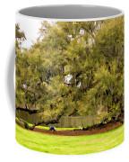 New Orleans' Tree Of Life 2 Paint Coffee Mug