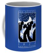 New Orleans Vintage Jazz And Heritage Festival 1980 Coffee Mug