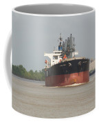 New Orleans Visitior On The Mississippi Coffee Mug