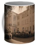 New Perry Hotel In Sepia Coffee Mug