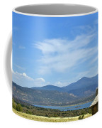 New Photographic Art Print For Sale Cabin At The Ghost Ranch New Mexico Coffee Mug
