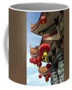New Photographic Art Print For Sale Downtown Chinatown Coffee Mug