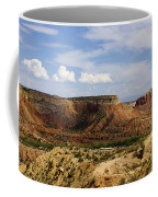 Ghost Ranch Landscape New Mexico 12 Coffee Mug