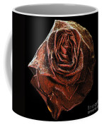 Perfect Gothic Red Rose Coffee Mug