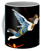 Iconic London Camden Puppets The Flying Princesses Coffee Mug