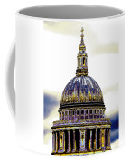 New Photographic Art Print For Sale   Iconic London St Paul's Cathedral Coffee Mug