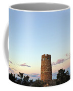 New Photographic Art Print For Sale Indian Watchtower At Grand Canyon Coffee Mug